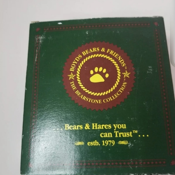 Boyds Bears And Friends The Bearstone Collection